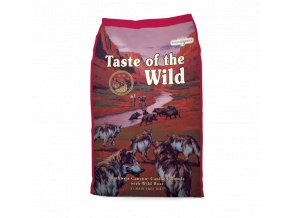 taste of the wild southwest canyon canine pro dospele psy s prichuti divocaka