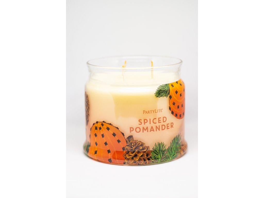 Svíčka - voňavé koření