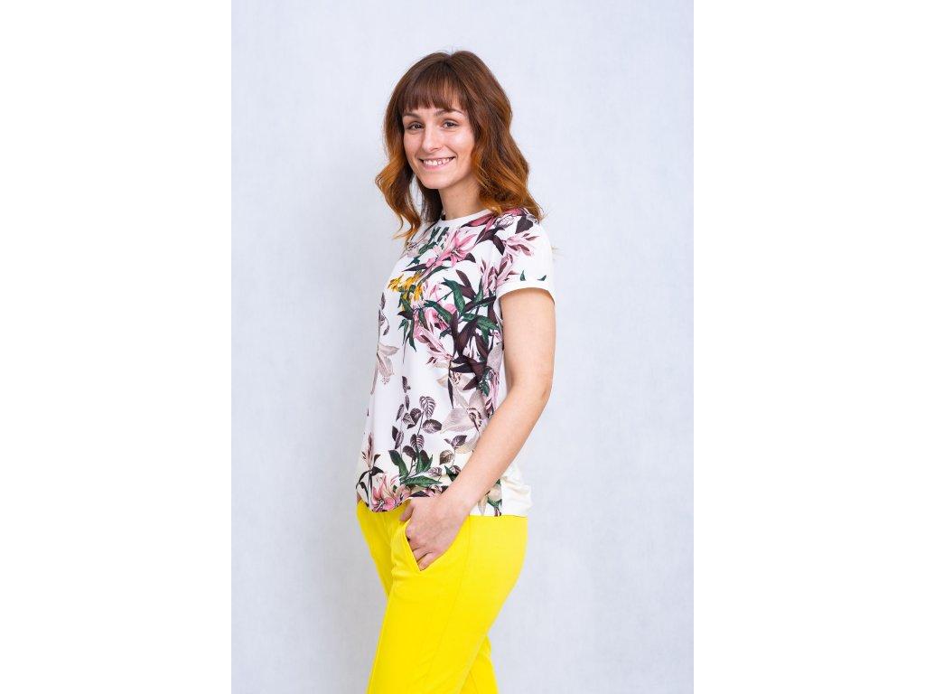 Halenka Bypanya rib tshirt b.young