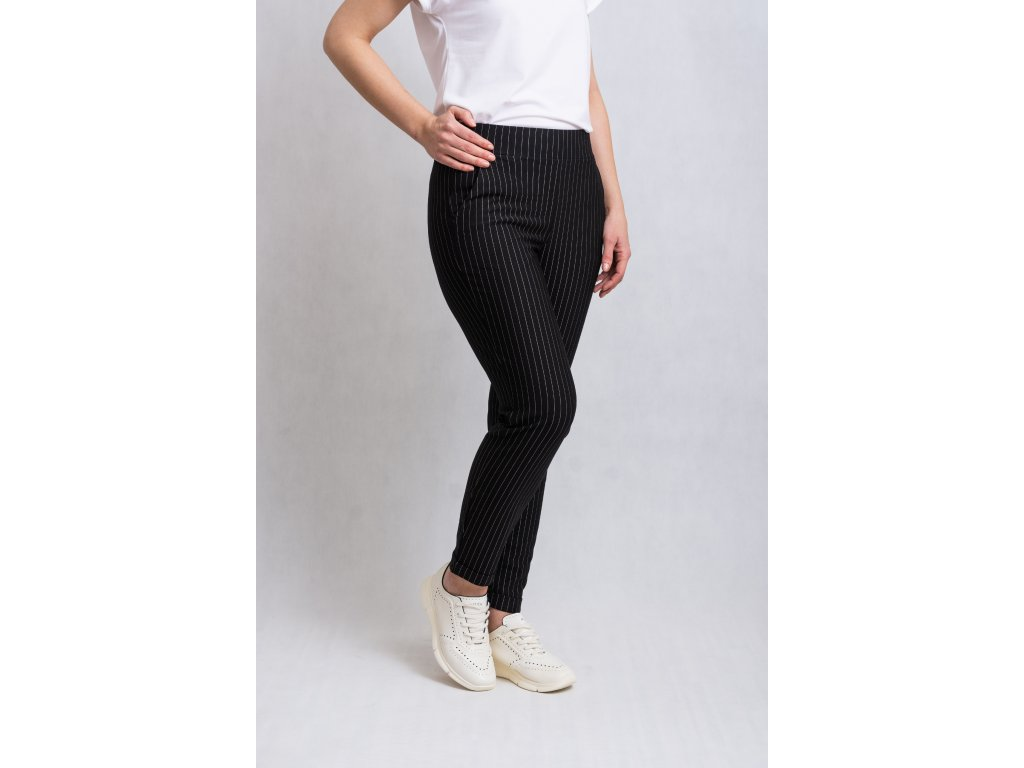 Kalhoty Bytina striped pants b.young