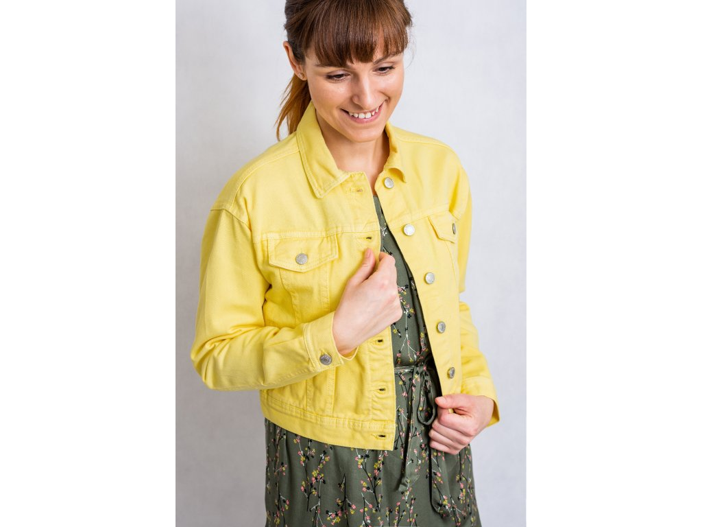 Džínová bunda Bykari jacket b.young