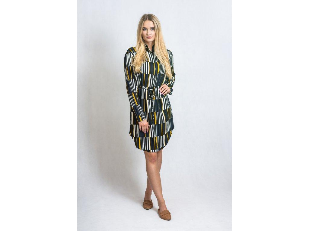 Šaty Frlastripo Dress Fransa