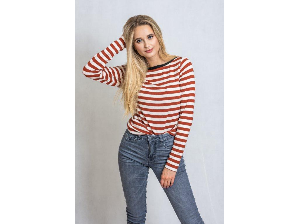 Tričko Frlerib Tshirt Stripe Fransa