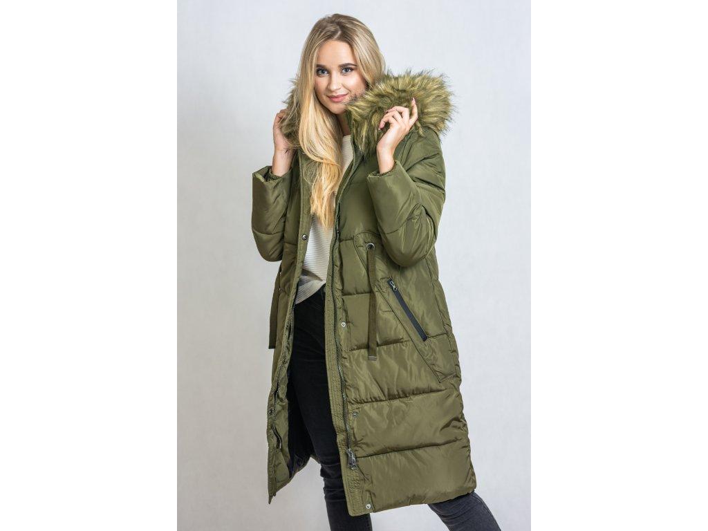Zimní bunda Byabelone hood coat b.young
