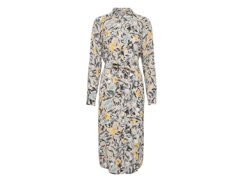 Šaty Frpascarf Dress Fransa