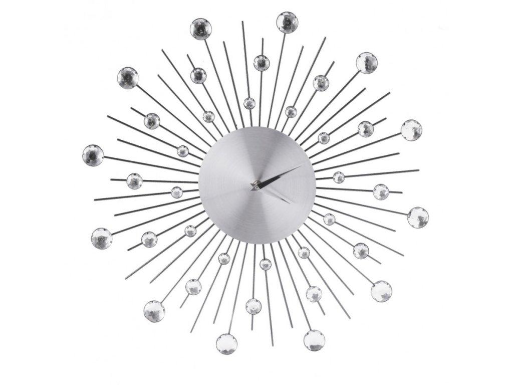 Nástěnné hodiny do obývacího pokoje