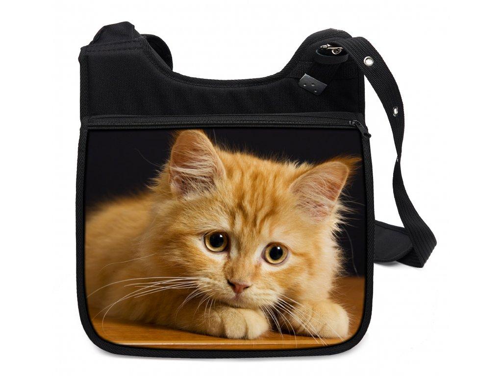 Taška přes rameno kočky 07 MyBestHome 34x30x12 cm