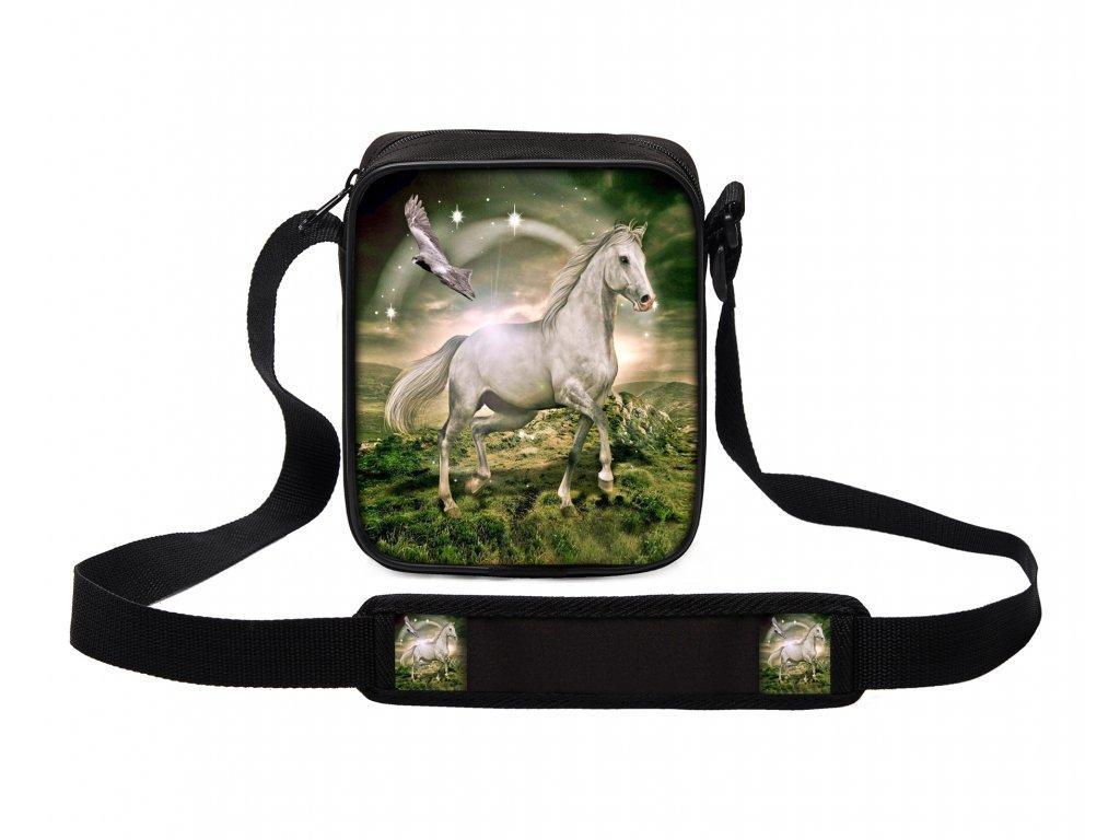 Taška přes rameno MINI s koněm 14 MyBestHome 19x17x6 cm