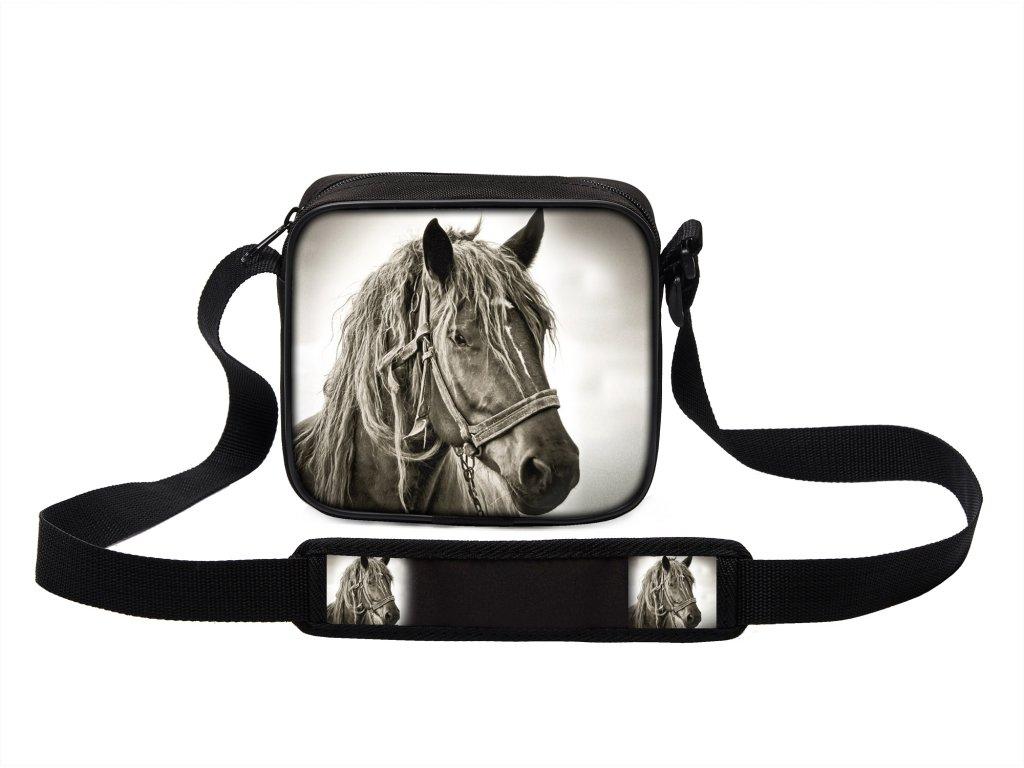 Taška přes rameno MINI s koněm 15 MyBestHome 19x17x6 cm