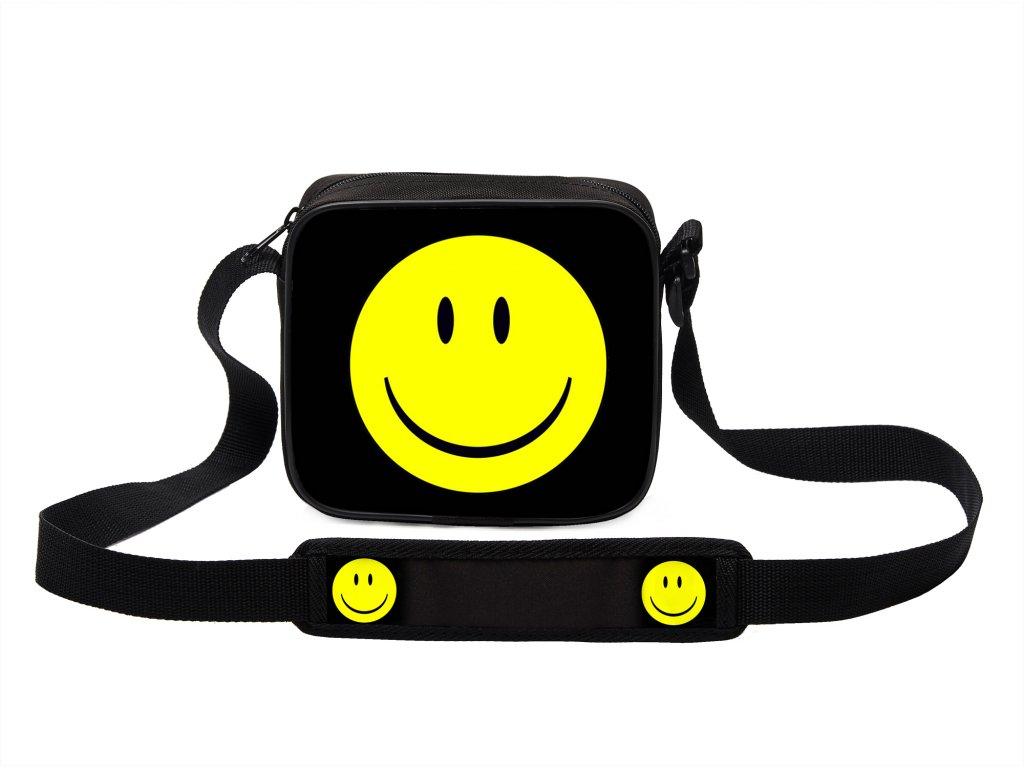 Taška přes rameno MINI Smiley MyBestHome 19x17x6 cm