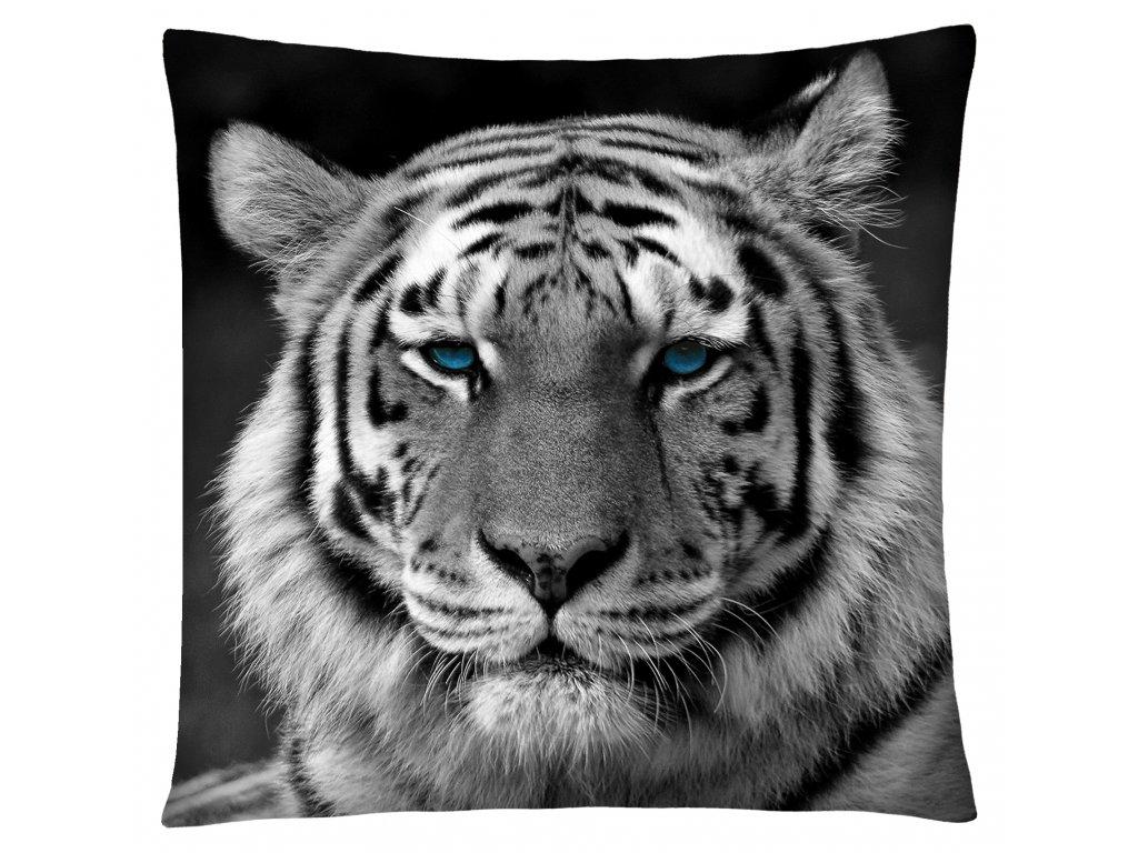 Polštář s motivem tygra 03 Mybesthome 40x40 cm