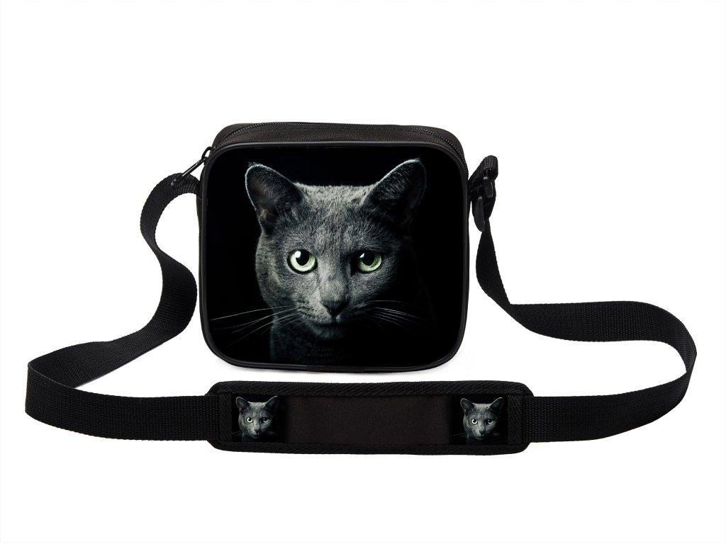 Taška přes rameno MINI kočky 13 MyBestHome 19x17x6 cm