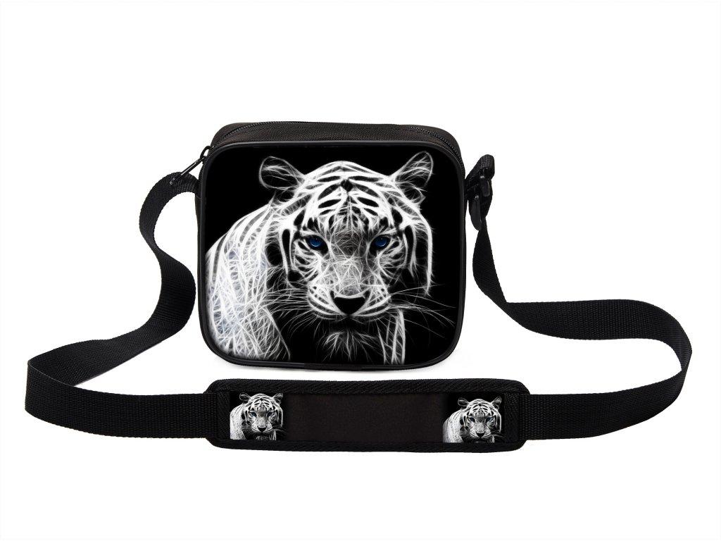 Taška přes rameno MINI divoké kočky 01 MyBestHome 19x17x6 cm