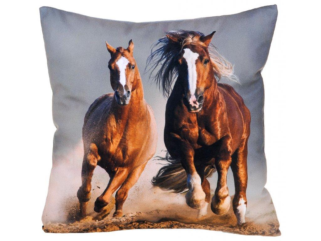 Polštář s motivem koně 26 Mybesthome 40x40 cm