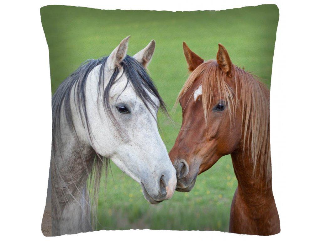 Polštář s motivem koně 33 Mybesthome 40x40 cm
