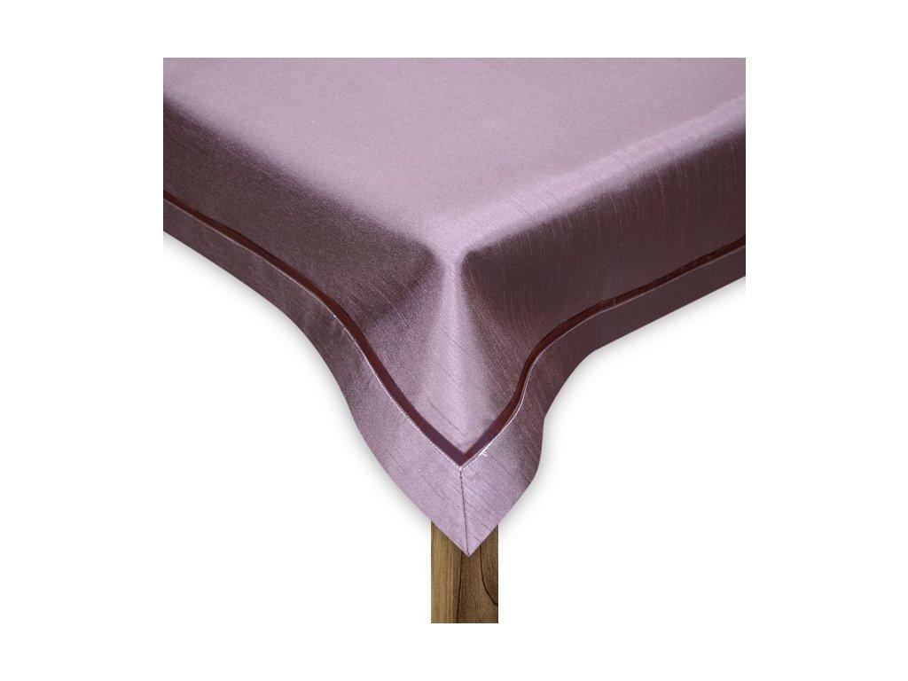 Ubrus EXCLUSIVE, 160x300 cm fialová, ESSEX