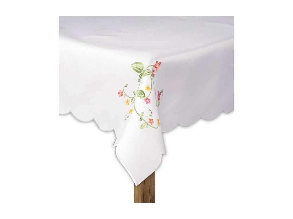 Ubrus FLOWER, 45x95 cm, 130x180 cm, motiv C, ESSEX