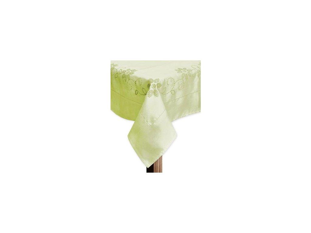 Ubrus SHINY 85x85 cm zelená, ESSEX