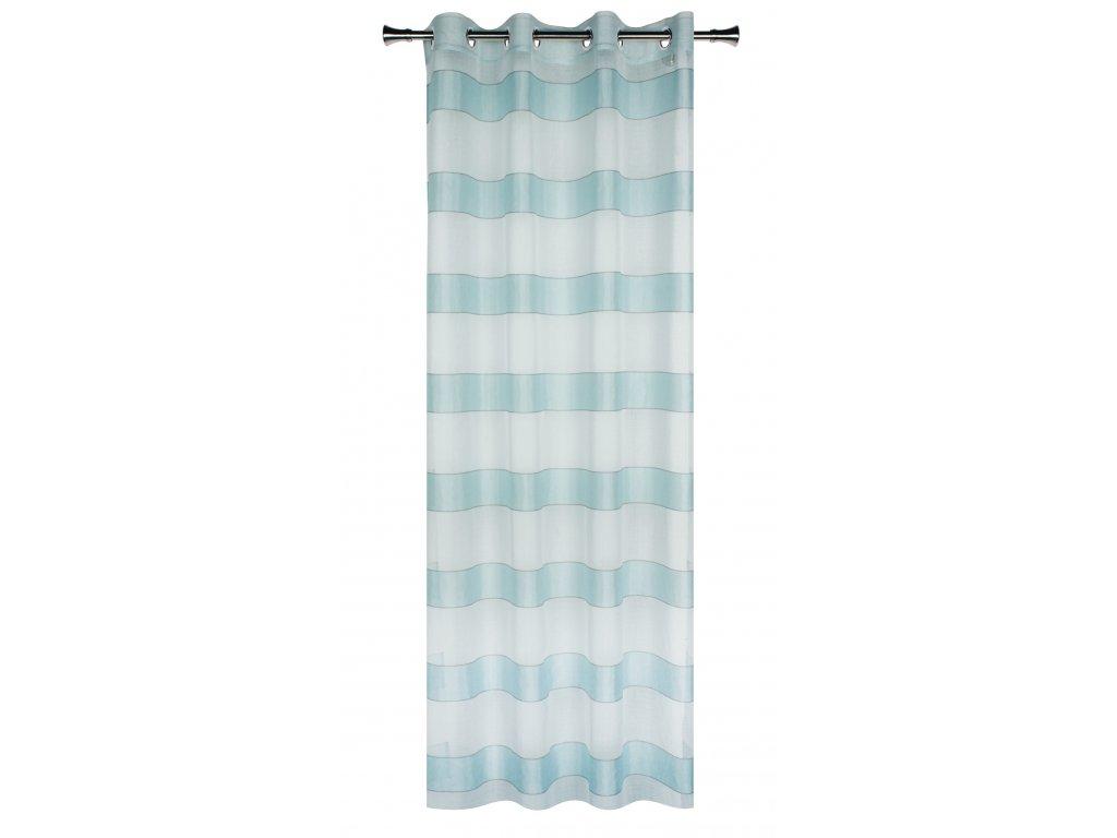 c9de267f2 Kvalitní hotová dekorační záclona vyrobená ve vysoké jakosti v ...