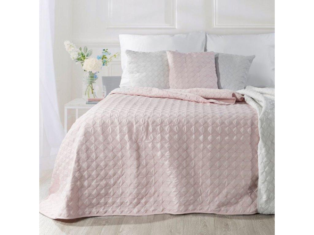 7d9577b9e6dc Kvalitní prošívaný přehoz na postel s originálním zpracováním v ...