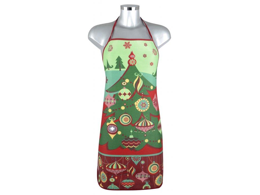 Kuchyňské zástěry MERRY CHRISTMAS, motiv B, 60x75 cm Essex