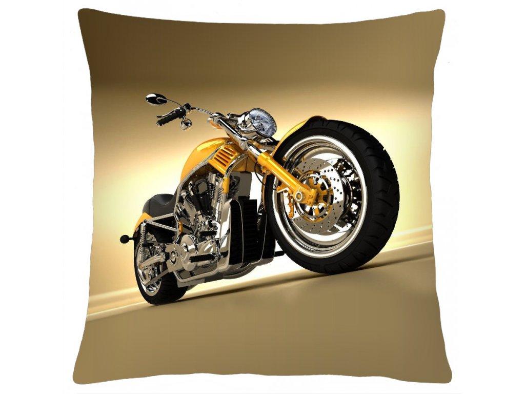 Polštář motorky 26 Mybesthome 40x40 cm