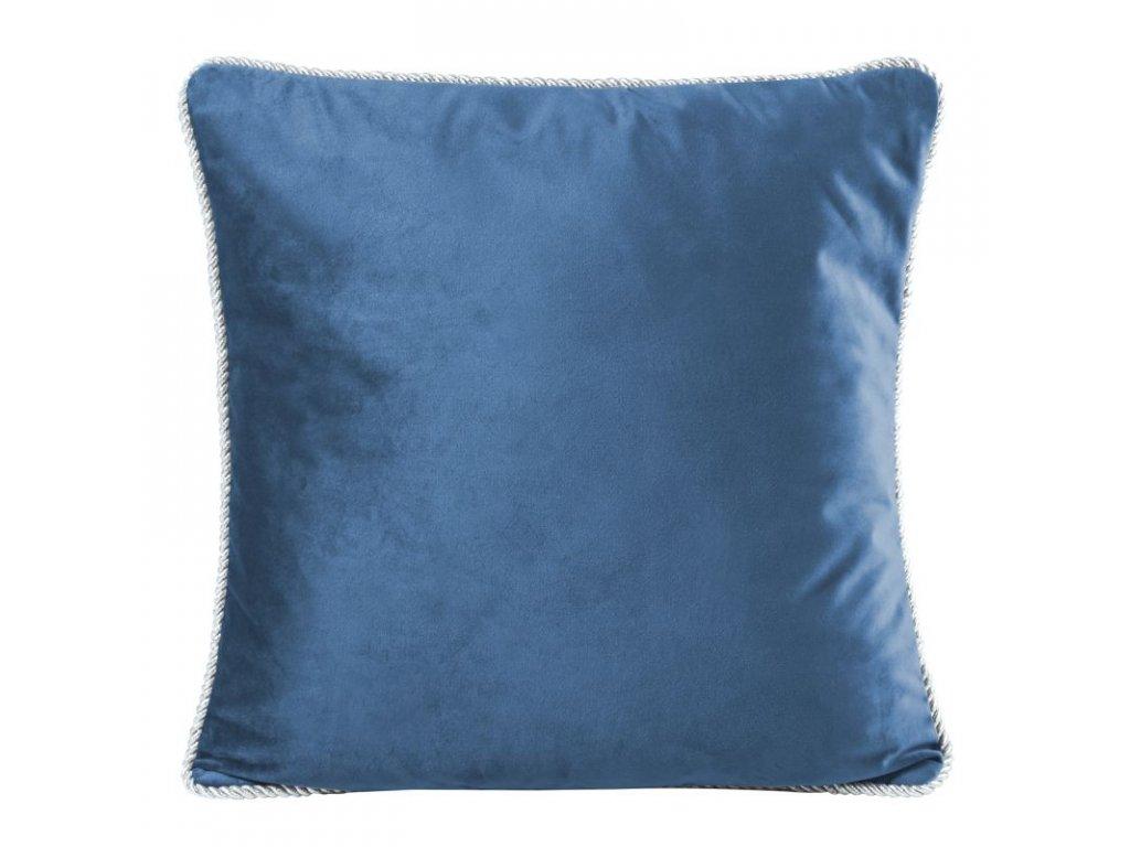 Polštář FANDANGO modrá 45x45 cm Mybesthome
