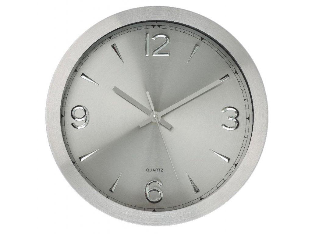 Nástěnné hodiny STEEL Ø 30 cm Mybesthome