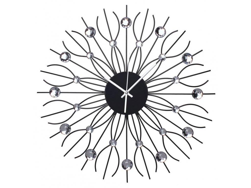 Nástěnné hodiny VISION Ø 50 cm Mybesthome