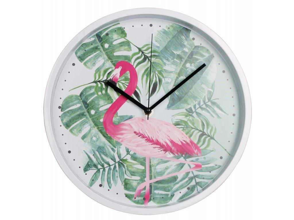 Nástěnné hodiny FENICO Ø 26,4 cm Mybesthome