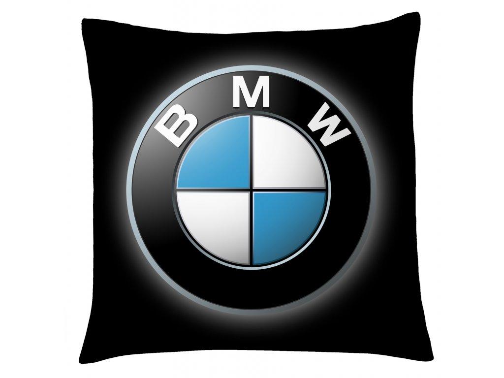 Polštář auta 17 BMW Mybesthome 40x40 cm