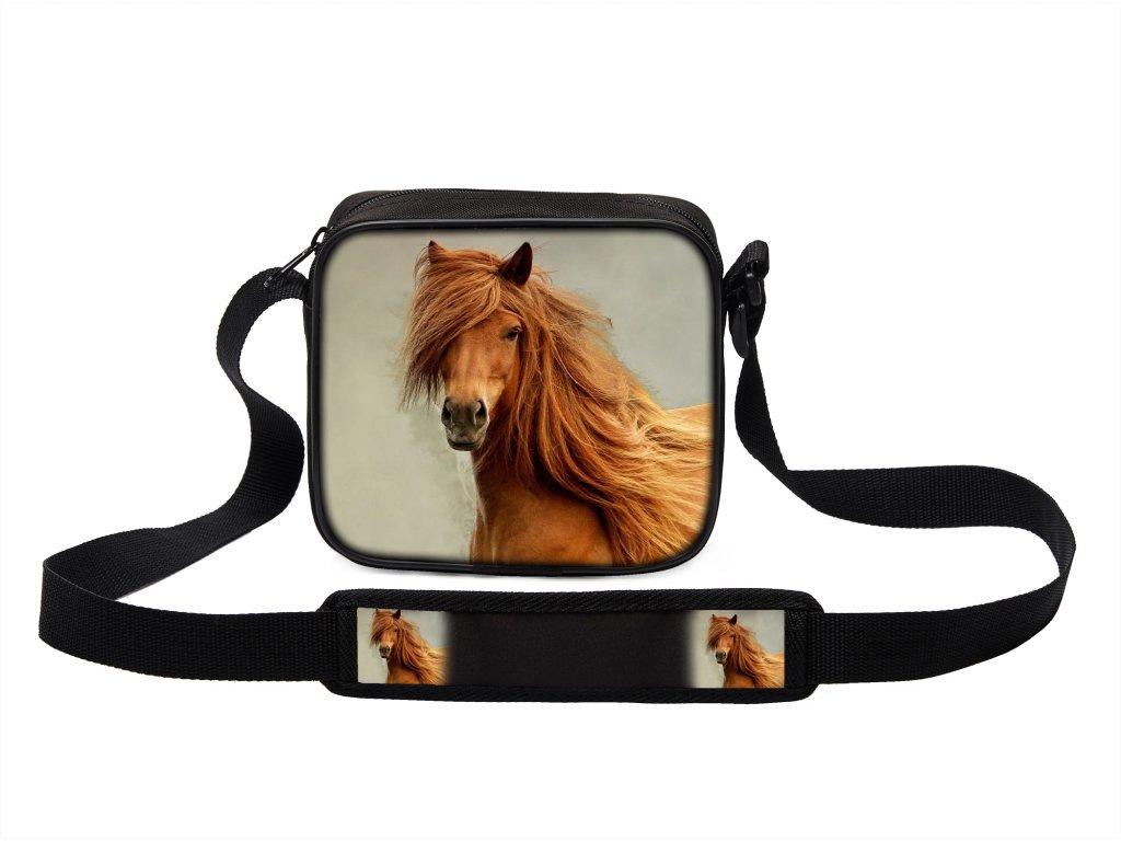 Taška přes rameno MINI s koněm 16 MyBestHome 19x17x6 cm