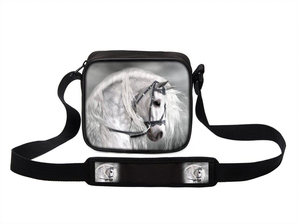 Taška přes rameno MINI s koněm 17 MyBestHome 19x17x6 cm