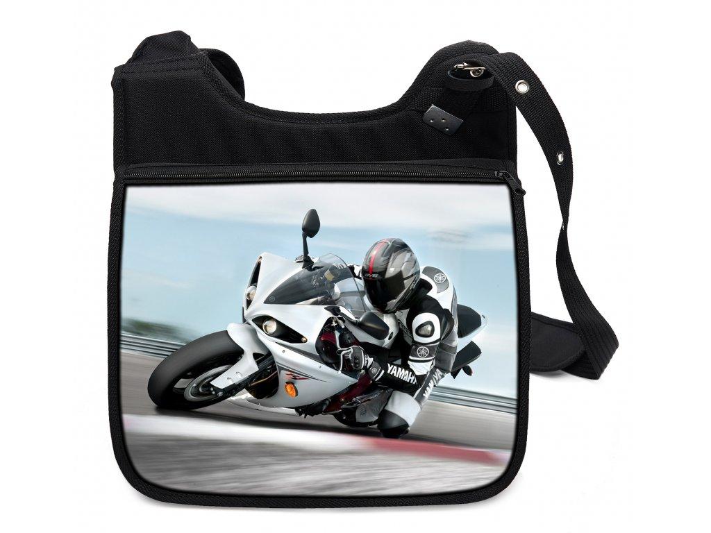 Taška přes rameno motorky 09 MyBestHome 34x30x12 cm