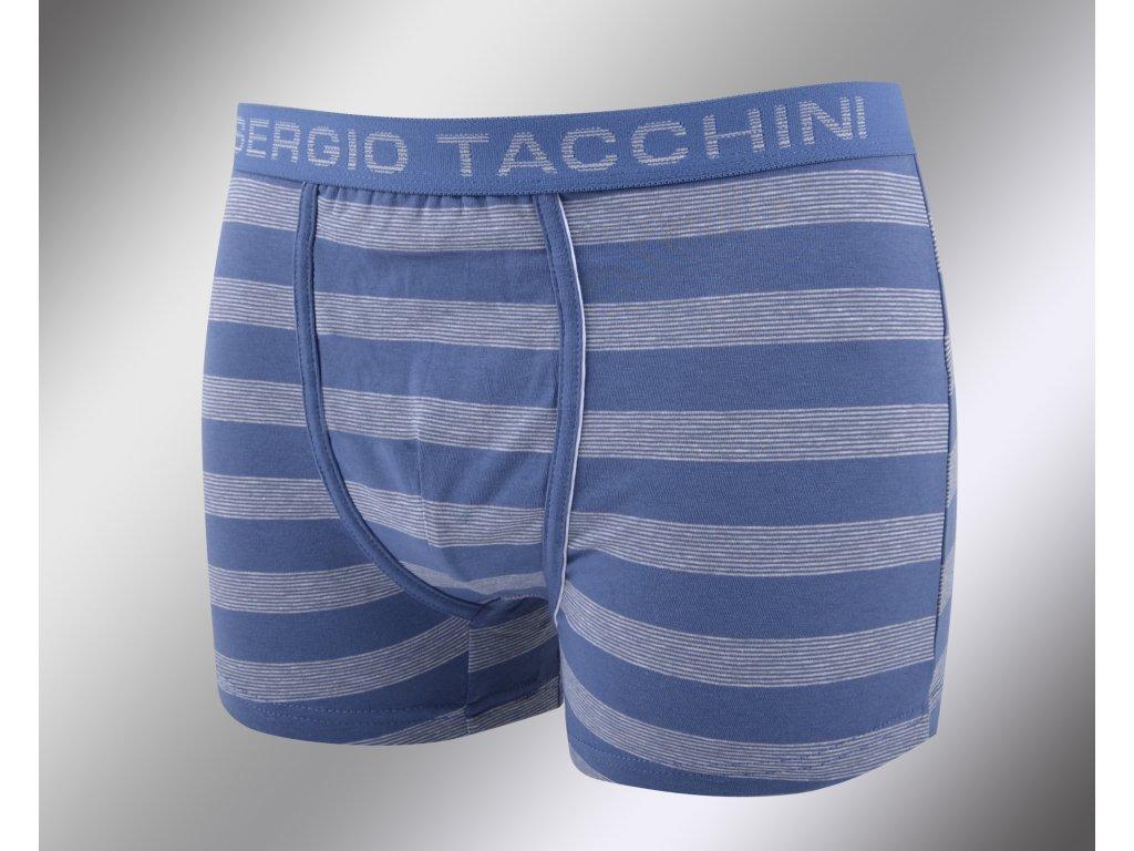 Pánské vzorované boxerky 17906 avion Sergio Tacchini