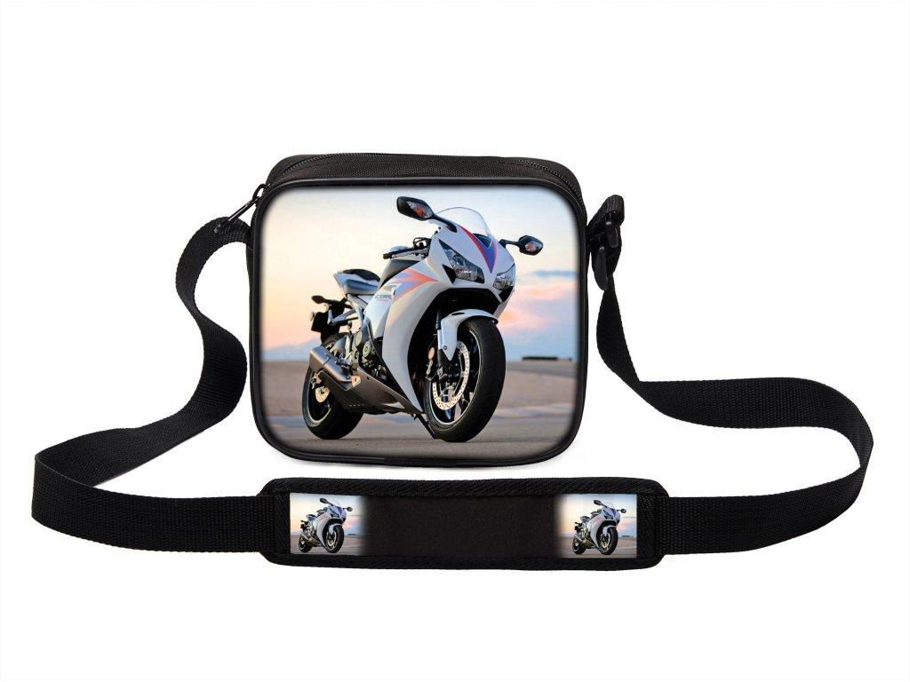 Taška přes rameno MINI motorky 10 MyBestHome 19x17x6 cm