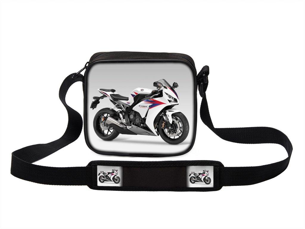 Taška přes rameno MINI motorky 12 MyBestHome 19x17x6 cm