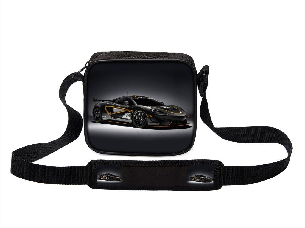Taška přes rameno MINI auta 09 MyBestHome 19x17x6 cm