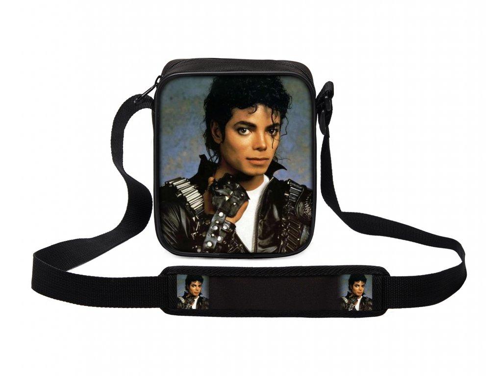 Taška přes rameno MINI Michael Jackson 02 MyBestHome 19x17x6 cm