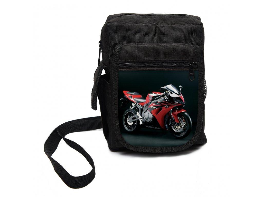 Taška pánská Motorky 02 MyBestHome 25x16x8 cm