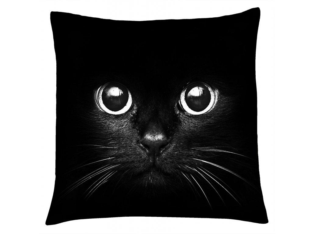 Polštář s motivem kočky 01 Mybesthome 40x40 cm