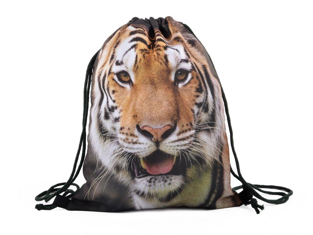 Vak na záda 49 Tygr MyBestHome 41x32 cm