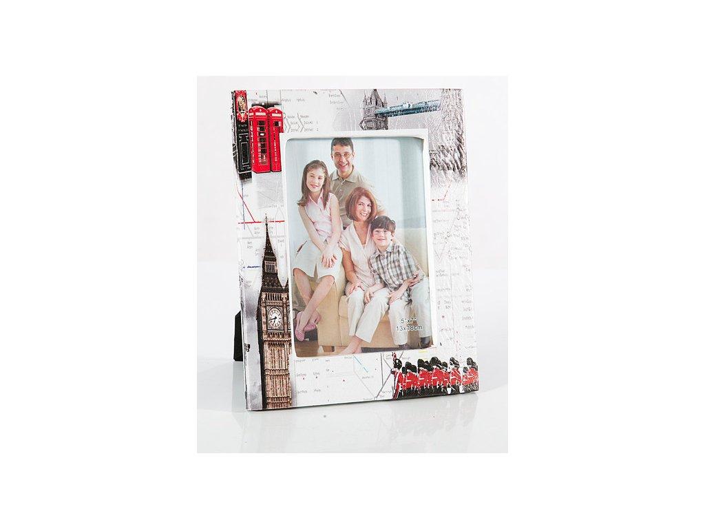 Foto rámeček LONDON 13x18 cm fotografie Mybesthome