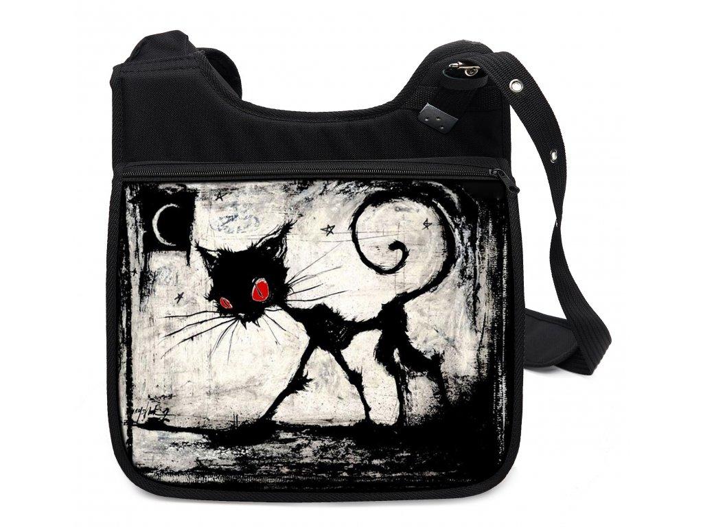Taška přes rameno kočky 05 MyBestHome 34x30x12 cm