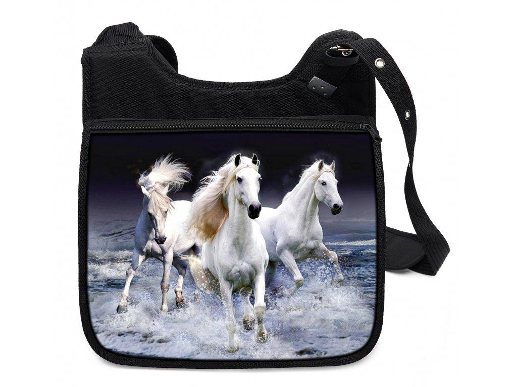 Taška přes rameno koně 03 MyBestHome 34x30x12 cm