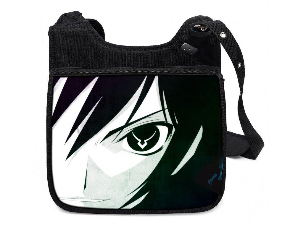 Taška přes rameno Svět Manga Anime 07 MyBestHome 34x30x12 cm