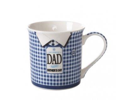 HAPPY DAD keramický hrnek, 325 ml, dárkové balení, MyBestHome