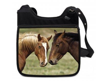 Taška přes rameno koně 09 MyBestHome 34x30x12 cm