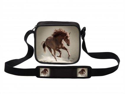 Taška přes rameno MINI s koněm 13 MyBestHome 19x17x6 cm