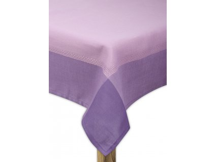 Ubrus WATERLOO, 80x80, 110x160, 130x180 cm, 160x220 cm fialová, ESSEX